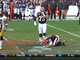 Watch: Weeden injured