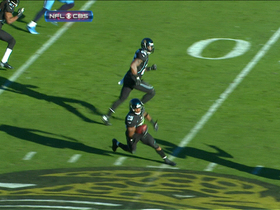 Video - Tennessee Titans quarterback Jake Locker picked off