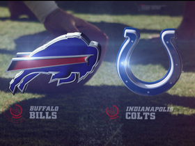 Video - Buffalo Bills vs. Indianapolis Colts highlights