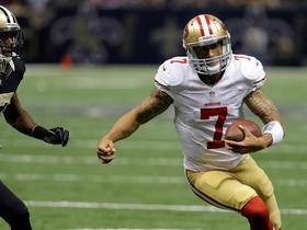 Video - San Francisco 49ers quarterback Colin Kaepernick 7-yard TD run