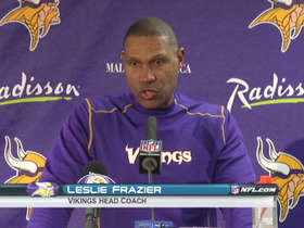 Video - Vikings postgame press conference