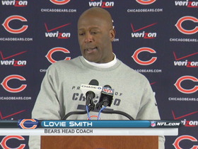 Video - Bears postgame press conference
