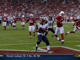 Video - St. Louis Rams tight end Lance Kendricks 37-yard touchdown catch
