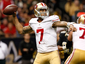 Video - WK 12: Colin Kaepernick highlights