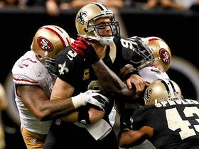 Video - 49ers vs. Saints highlights