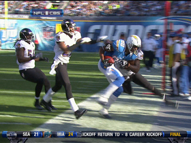 Video - Floyd 15-yard grab