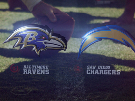 Video - Ravens vs. Chargers highlights