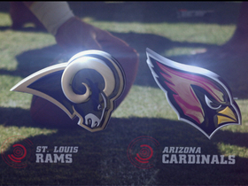 Video - Rams vs. Cardinals highlights