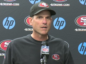Video - 49ers postgame press conference