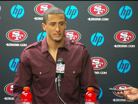Video - San Francisco 49ers react to win over the New Orleans Saints