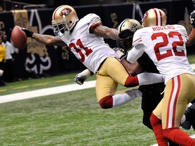 Video - GameDay: San Francisco 49ers vs. New Orleans Saints highlights