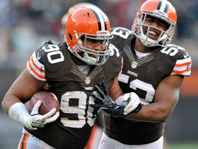 Video - GameDay: Pittsburgh Steelers vs. Cleveland Browns highlights