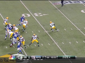 QB Rodgers to WR Nelson, 61-yd, pass, TD