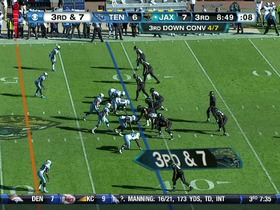 QB Henne to WR Shorts, 59-yd, pass, TD