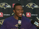 Watch: Rice: &#039;Hey diddle diddle, Ray Rice up the middle&#039;