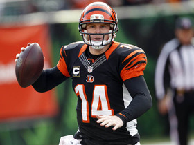 Video - Bengals quarterback Andy Dalton is ready to dominate