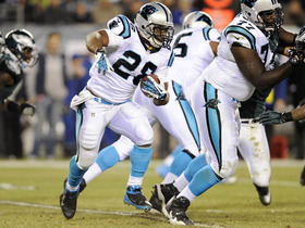 Video - Carolina Panthers vs. Philadelphia Eagles highlights