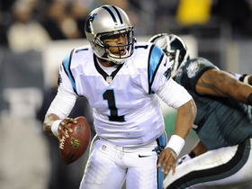 Video - Week 12: Cam Newton highlights