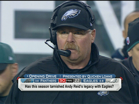 Video - Will 2012 tarnish Andy Reid's legacy?