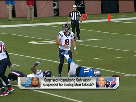 Video - Is Ndamukong Suh's non-suspension surprising?
