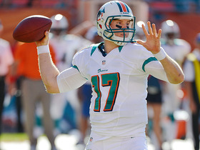 Video - Drive of the Week: Tannehill leads 'Phins comeback