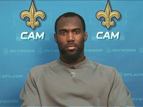 Video - DB Malcolm Jenkins, New Orleans Saints set for Thursday Night Football