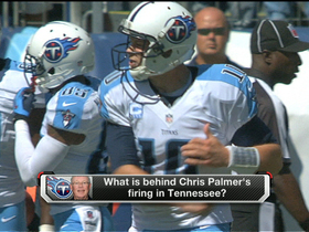 Video - Why did Tennessee Titans fire Chris Palmer?