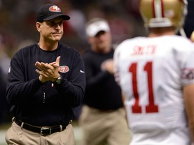 Video - Can Jim Harbaugh's decision divide the 49ers?