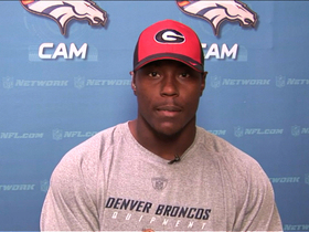 Video - Denver Broncos RB Knowshon Moreno: 'I'm gonna help this team out'