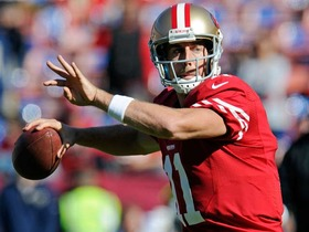 Video - How would you feel if you were San Francisco 49ers quarterback Alex Smith?