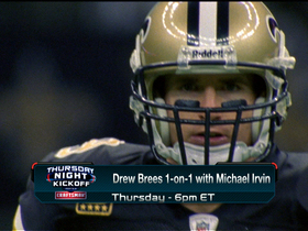 Video - Does Kurt Warner expect big game for New Orleans Saints QB Drew Brees?