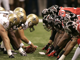 Watch: Who has the edge?: Saints vs. Falcons