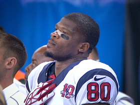 Video - AFC Offensive Player of the Month: Andre Johnson