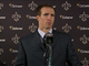 Watch: Brees discusses mistakes vs. Falcons
