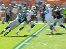 Video - Davone Bess, Miami Dolphins set to take on New England Patriots