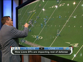 Video - 'Playbook': Indianapolis Colts vs. Detroit Lions