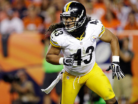 Video - Pittsburgh Steelers S Troy Polamalu ready to return