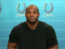 Video - Colts' Dwight Freeney not worried about numbers, only wins