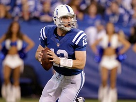 Video - Luck given guidance by past No. 1s