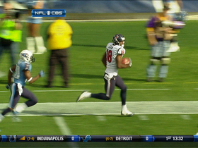 Video - Houston Texans QB Matt Schaub finds LeStar Jean for a 54-yard TD