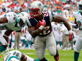 Video - New England Patriots RB Stevan Ridley TD run