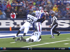 Video - Buffalo Bills QB Ryan Fitzpatrick finds TJ Graham for a 51-yard reception