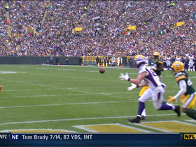 Video - Minnesota Vikings TE Kyle Rudolph 7-yard TD catch