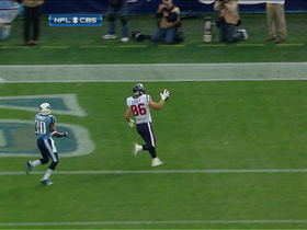 Video - Houston Texans QB Matt Schaub 5-yard TD pass to James Casey