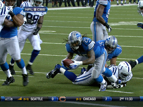 Video - Detroit Lions RB Mikel Leshoure 6-yard TD