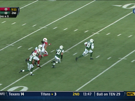 Video - Arizona Cardinals QB Ryan Lindley throws interception