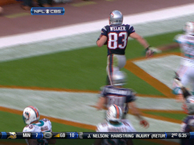 Video - Wes Welker 7-yard TD