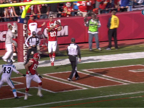 Video - Kansas City Chiefs TE Tony Moeaki 1-yard TD catch