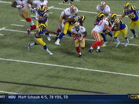 Video - San Francisco 49ers RB Frank Gore 23-yard run