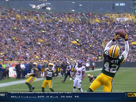 Video - Vikings QB Ponder picked off by Packers safety Morgan Burnett